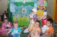 Сказочный сундучок (кукольный театр, май 2015)